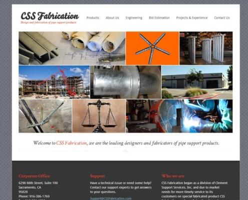 CSS Fabrication
