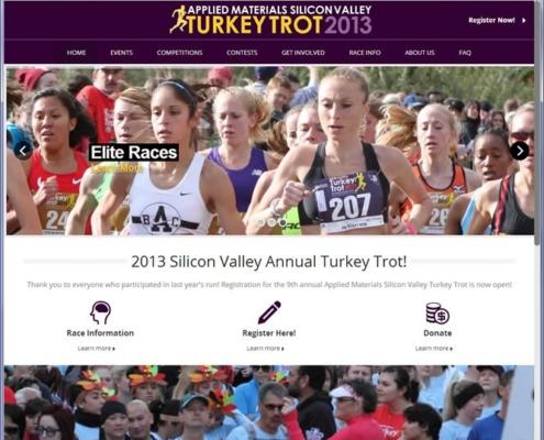 Silicon Valley Turkey Trot - 2013